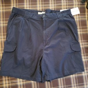 MUNSINGWEAR100%cotton Navy mens shorts 40